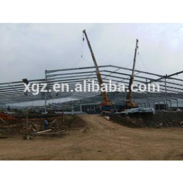lower cost Sandwich panel prefabricated warehouse
