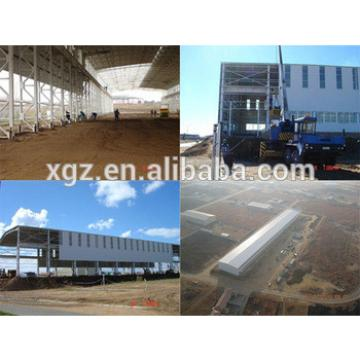 prefabricated structure steel frame warehouse