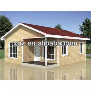 XGZ sandwich panel low cost prefab green homes