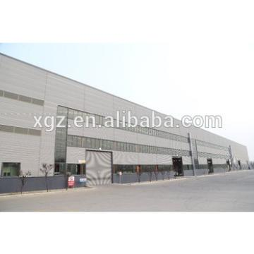 Turn key project steel structure warehouse