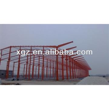 steel structure roof trusses warehouse