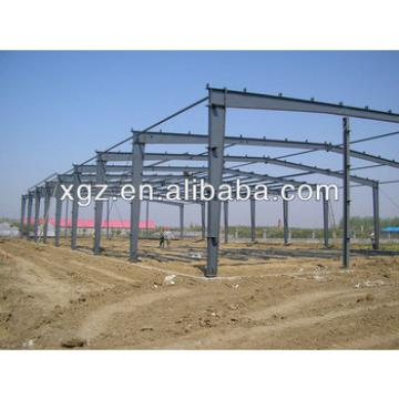 PU sandwich panel workshop with light weight steel frame