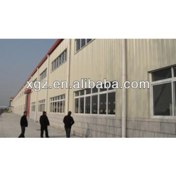 prefabricated steel structure building storage sheds