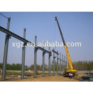 Steel structure pre-engineered warehouse