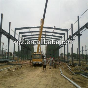 Factory steel structure warehouse storage costs