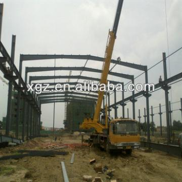 structural steel beam warehouse