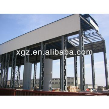 XGZ prefab high quality light steel structral warehouse modular structure