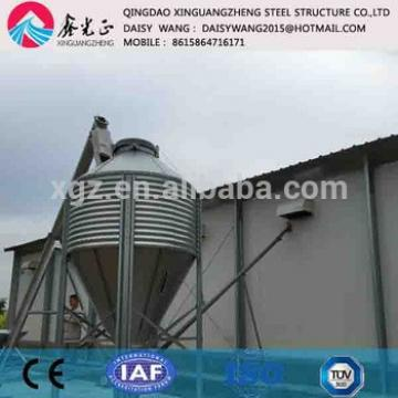 Automatic poultry farming design for broiler layer chicken