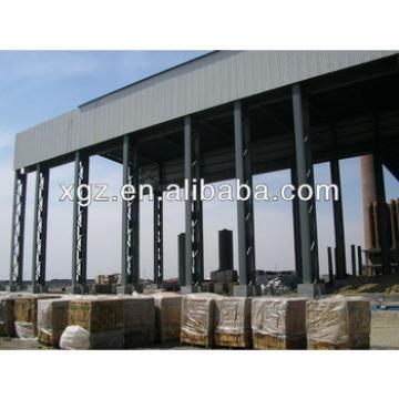 XGZ prefab high quality light steel structralmetal structure for garage