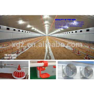 broiler poultry shed design
