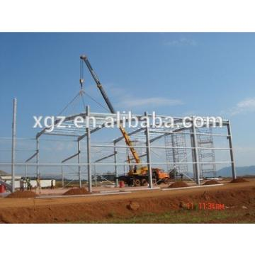 prefabricated fabrication steel structure for warehouse/building