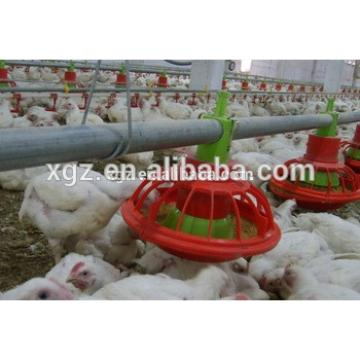 Prefabricated commercial chicken broiler poultry farm house design for sale