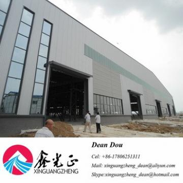 Automatic Control Equipment Building Galvanized Steel Structure Poultry House