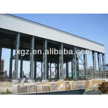 XGZ lower cost sandwich panel industrial layout design builders warehouse
