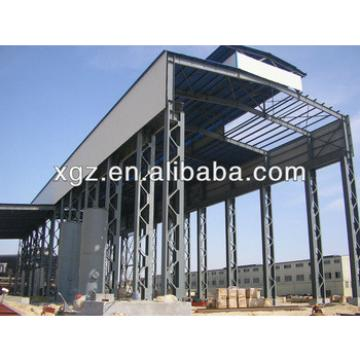 light steel structure space frame steel structure mobil warehouse