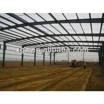 high quality steel frame warehouse storage building