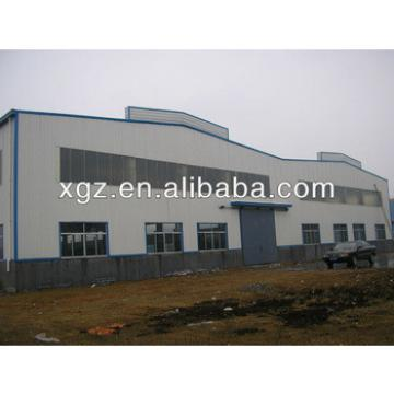 steel structure arch warehouse building materials