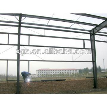 sandwich panel light steel frame document warehouse construction