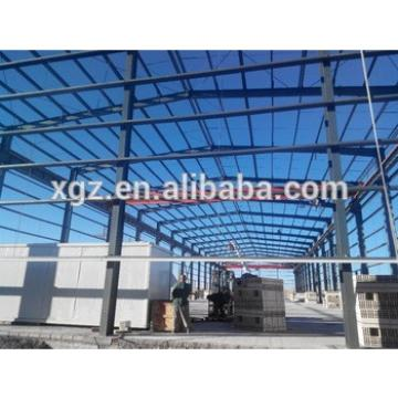 Prefabricated warehouse price for algeria