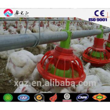 low costs and high quality steel structure poultry house chicken farm including equipments