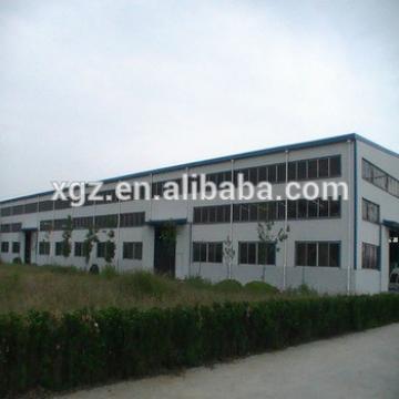 steel structure factory building plans