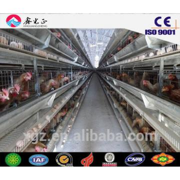 XGZ chicken cage,farm equipments,steel structure chicken house for sale