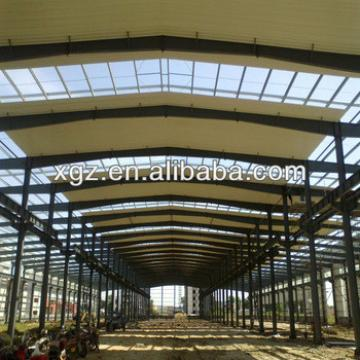 warehouse construction materials roof structure