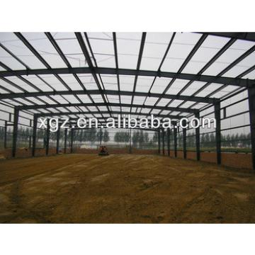 prefabricated light steel warehouse structure steel fabrication