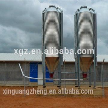 Cheap China Prefabricated Steel Structure Chicken Barn