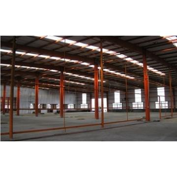 prefabricated light steel structure metal shelf for warehouse
