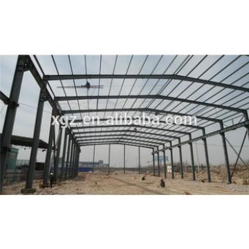 prefabricated fabrication Steel Structure Hanger