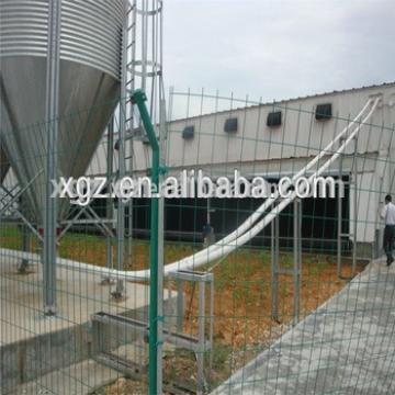 Best Price Automic Chicken Feeding Equipment Poultry Hen House Design