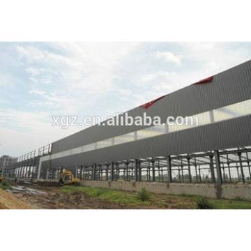 lightweight steel industrial buildings