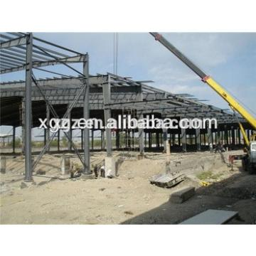 steel structure frame construction