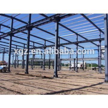 africa steel structure building
