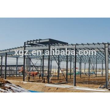 prefabricated steel structure materials for warehouse