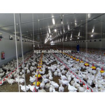 Automatic Poultry House Chicken Farm & Equipment Price