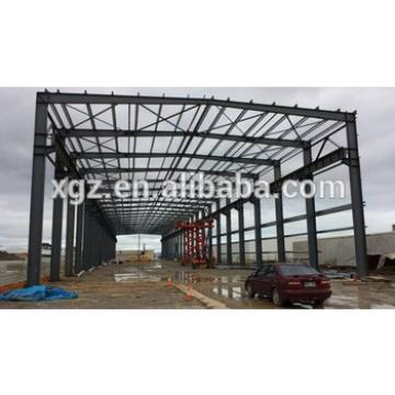 Prefabricated warehouse steel structure factory