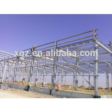 Prefabricated steel structure warehouse drawing