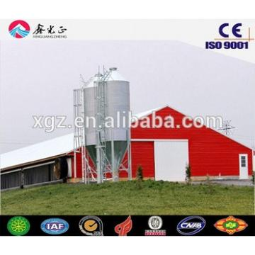 Steel Chicken Poultry House Design & Chicken Farm Poultry Equipments For Sale