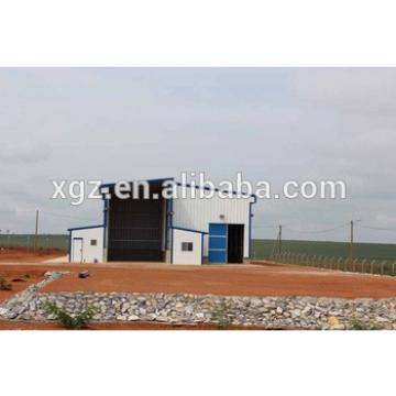 Prefabricated Structural Steel Industrial Shed Designs Building