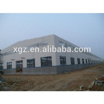 Steel workshop building construction China supplier