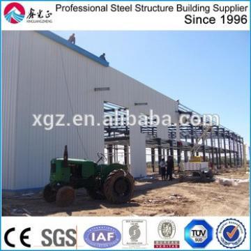 construction light gauge steel framing warehouse
