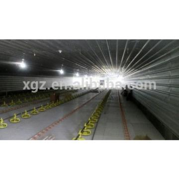 prefab poultry house quotation