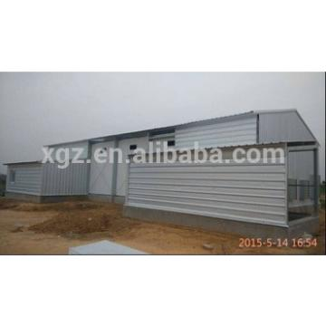 Pre-engineer metal chicken house quotation