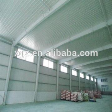 High Quality China Prefabricated House Steel Warehouse