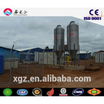 layer chicken cage/Steel structure poultry farm, chicken house(JW-16096)