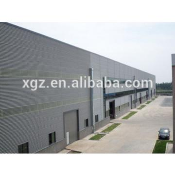 modern design prefabricated workshop plant building