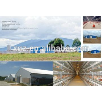 Chicken Poultry House Design & Chicken Farm Poultry Equipments For Sale from China XGZ