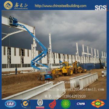 Steel frame warehouse/workshop/Chicken House/House Construction